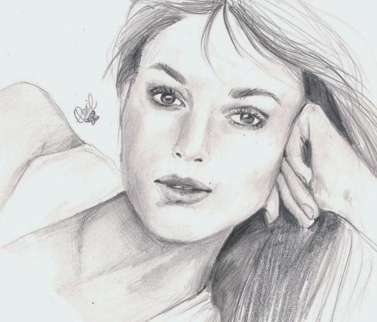 Keira Knightley by didie2008